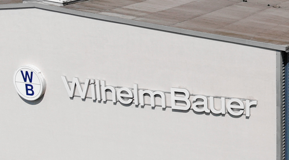 Wilhelm Bauer Plant outside view